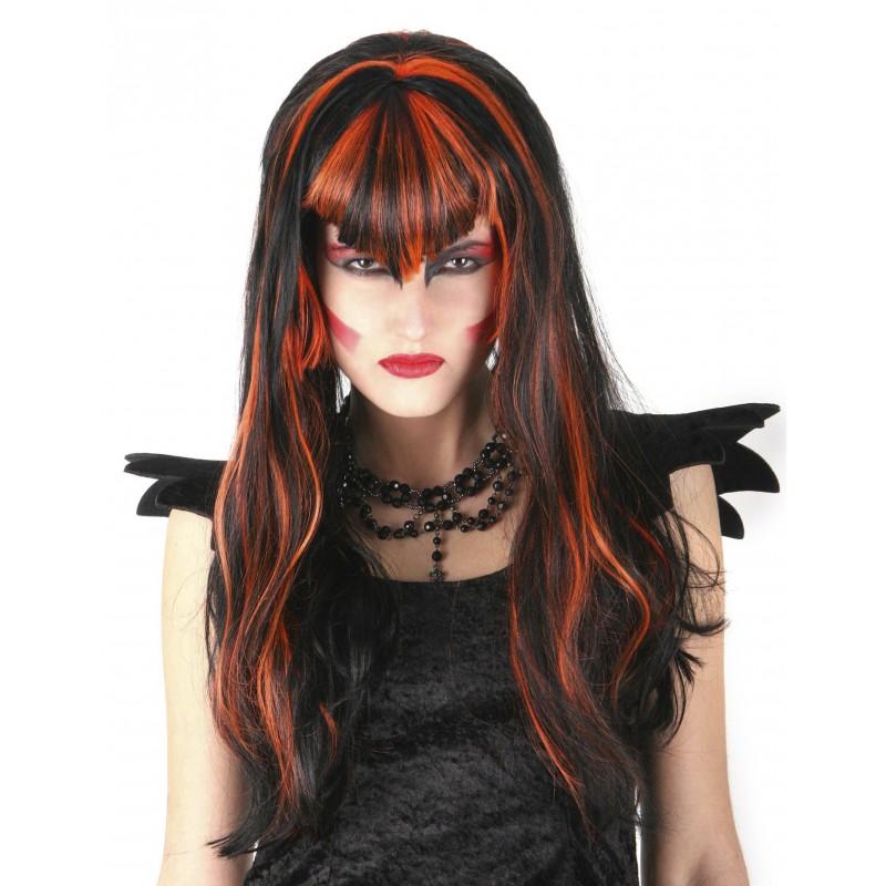 Perücke Samantha Vampirin W
