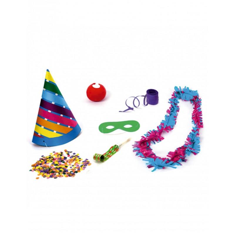 Party Fiesta Neujahrs-Set