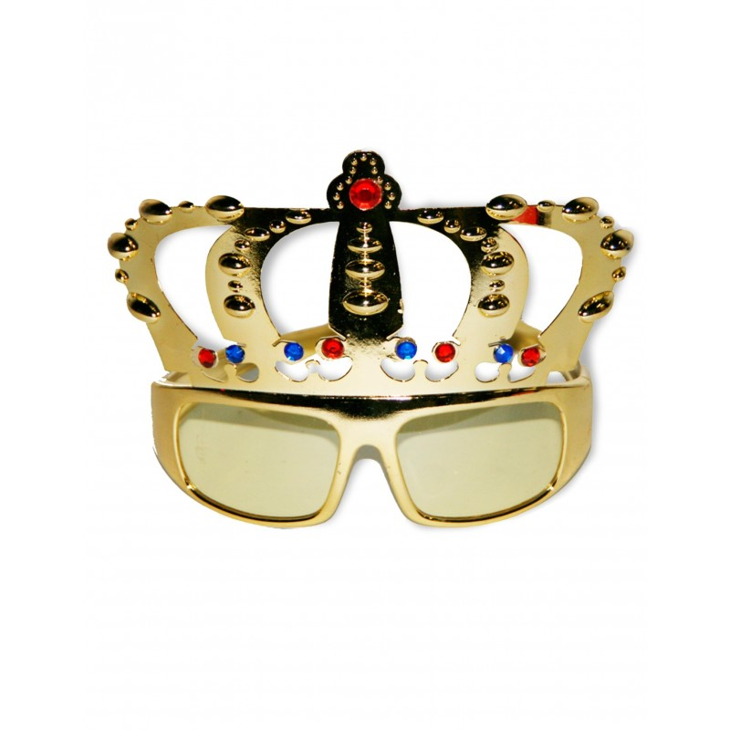 KING OF THE PARTY GLASSES