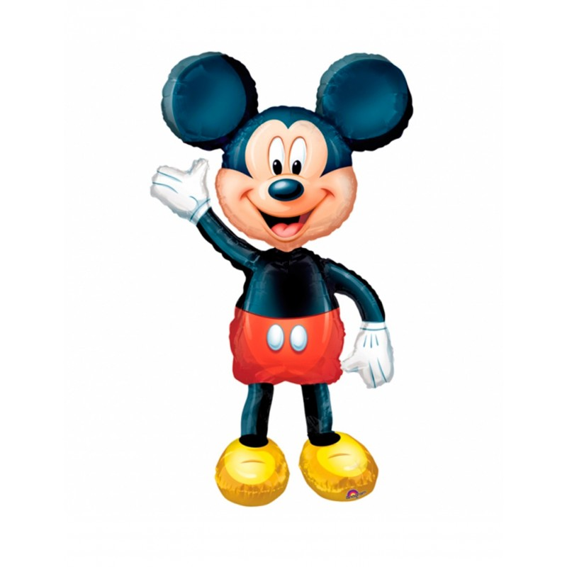 Mylar Luftballon in Mickey Form T-P80 A