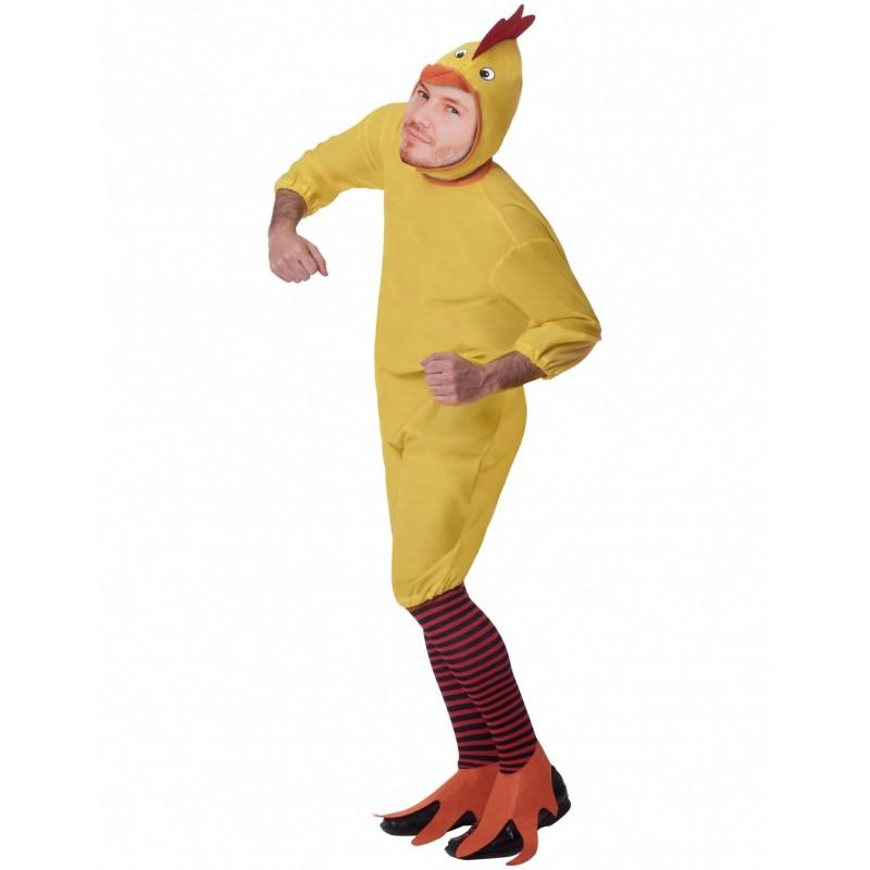 Kostüm Huhn Erwachsene (M)