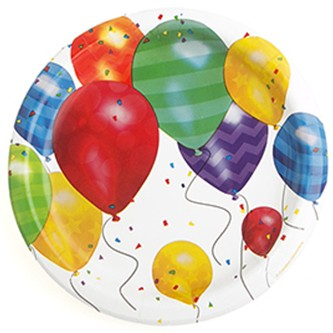Painted Balloons