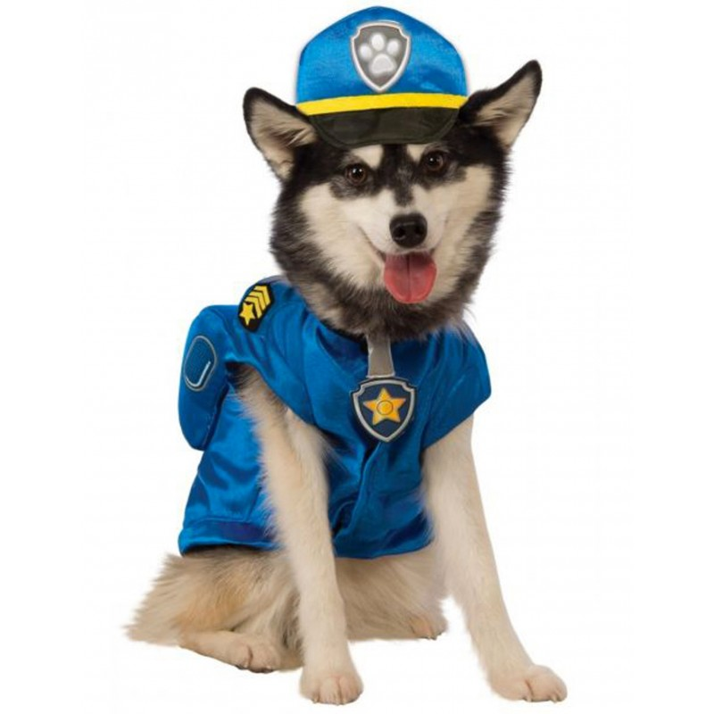 DISGUISE CHASE PAW PATROL FOR DOGS (S)
