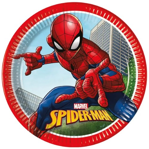 Spiderman Time Up
