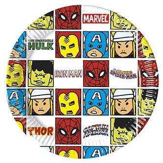 Avengers Team Power