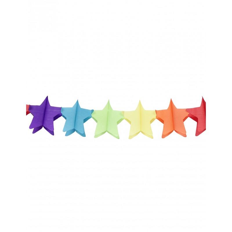 STAR GARLAND 4M